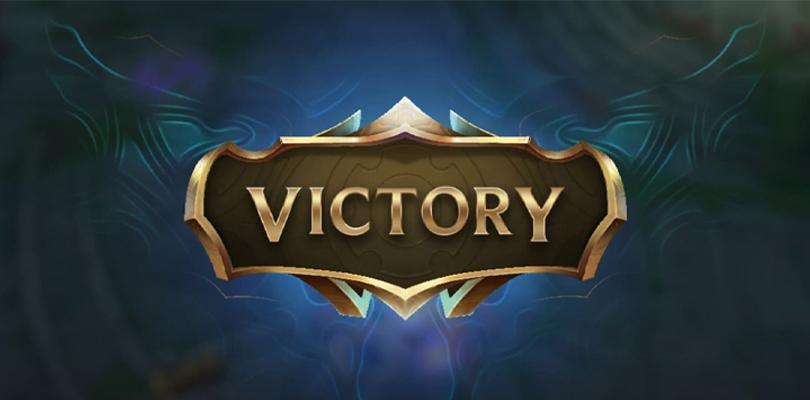 écran de victoire Wild Rift
