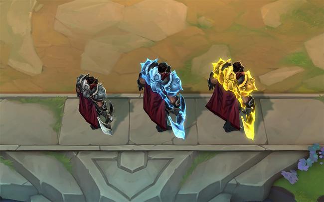 Guide TFT : champions de niveau 2 et 3