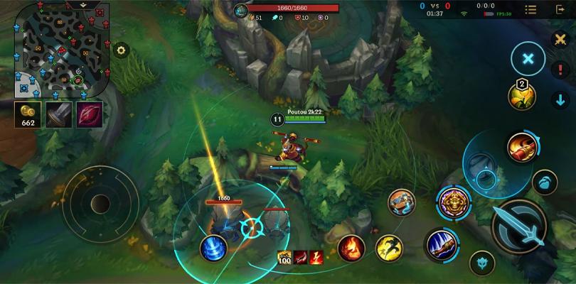 Dash Nimbus Wukong LoL Wild Rift