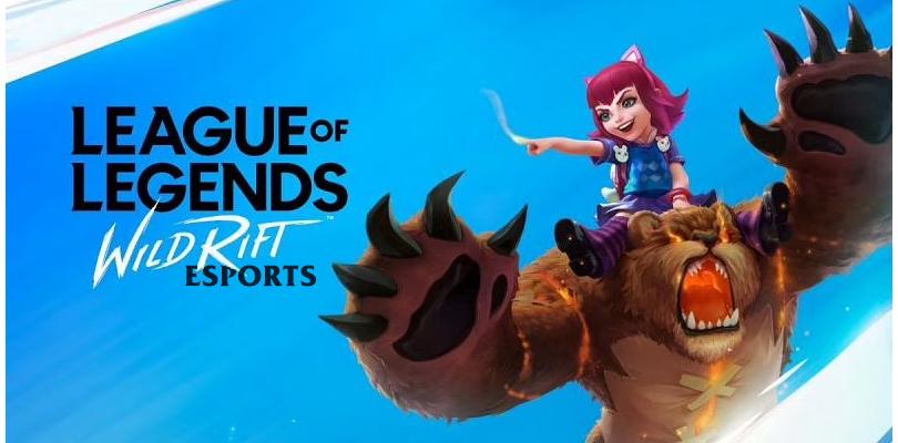 esport wild rift : premier gros tournoi