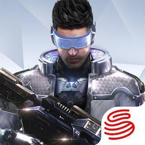 icône Cyber Hunter