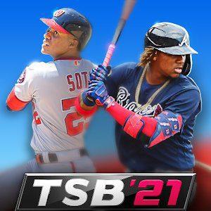 icône MLB Tap Sports Baseball 2021