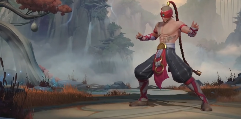 counter Wukong Wild Rift : Lee Sin
