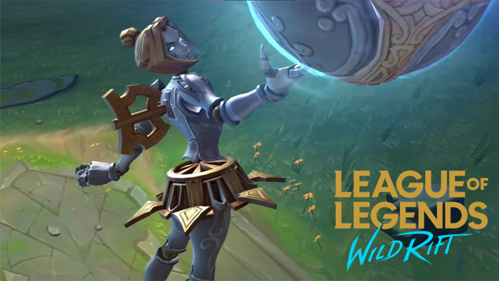 Bonne synergie avec Wukong : Orianna