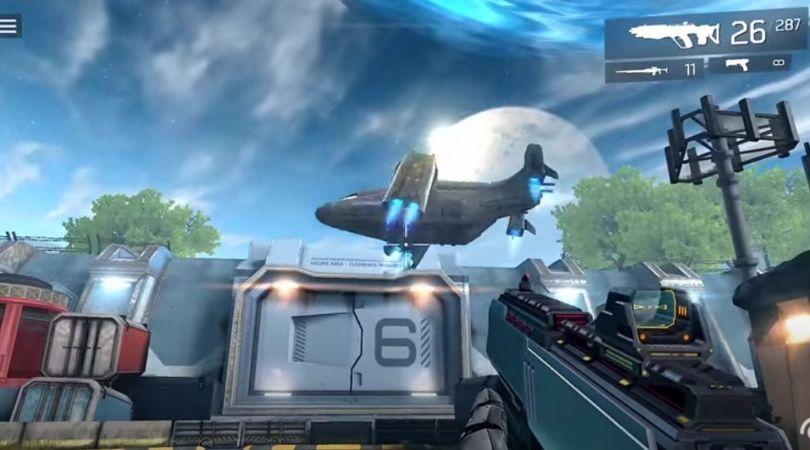 Shadowgun Legends FPS mobile
