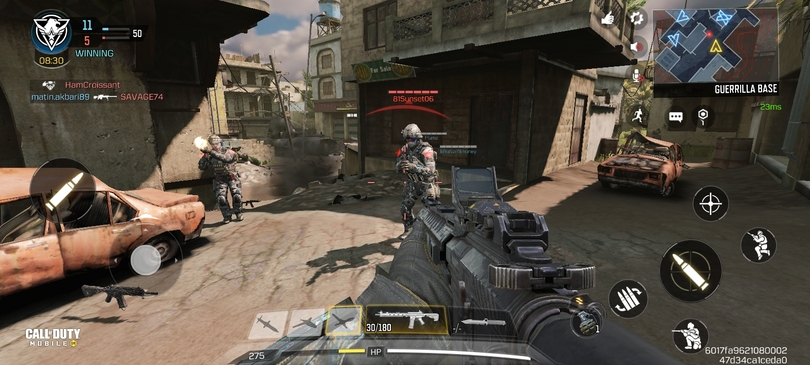 Astuces Call of Duty mobile : regarder son radar