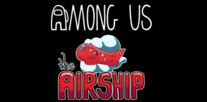 couverture Map Airship Among Us