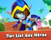 Tier list Archero