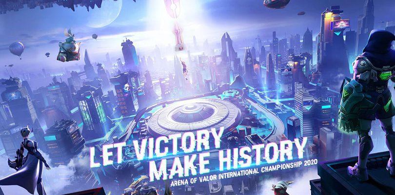 Esport mobile : Arena of Valor