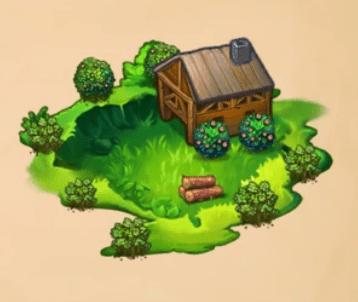 Cabane à Gnomes