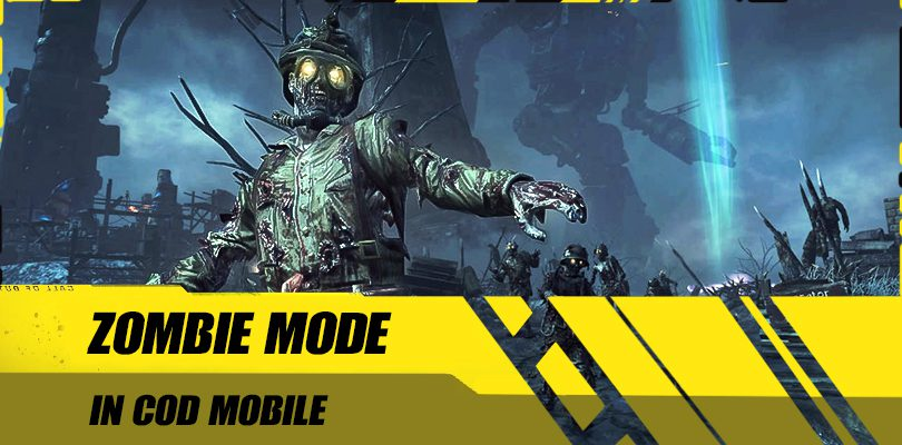 Zombie-Modus Call of Duty Mobile