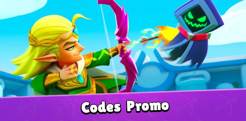 Codes Promo Archero