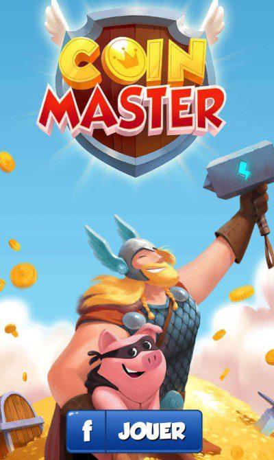 Compte Coin Master