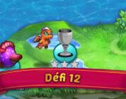 Défi 12 Merge Dragons
