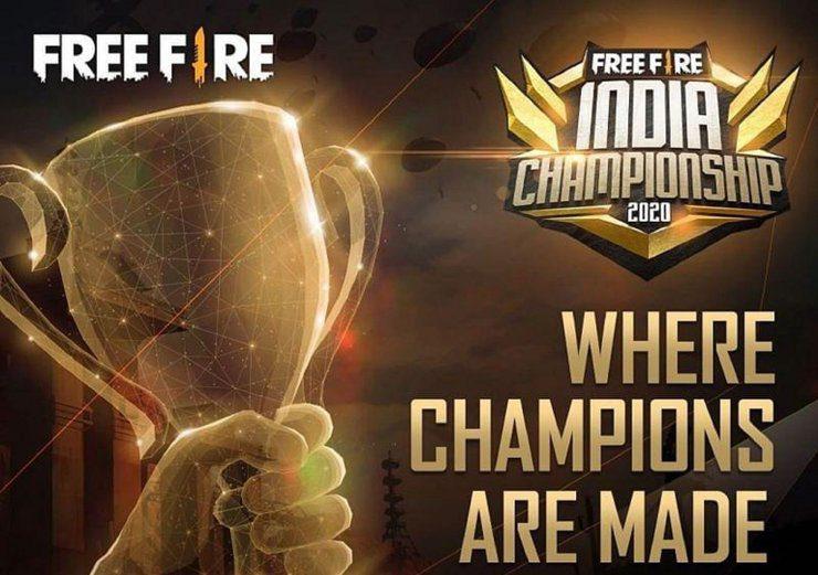 Garena Free Fire en esport