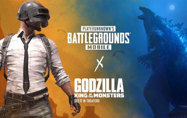 Godzilla vs Kong PUBG Mobile