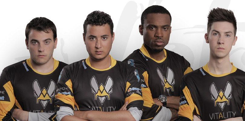 Team Vitality équipe CoD, Gotaga BROKEN