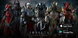 Invictus: Lost Soul : official release