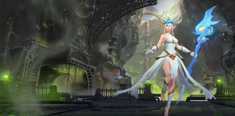 Counter Alistar Wild Rift : Janna