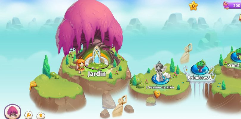 Jardin Merge Magic