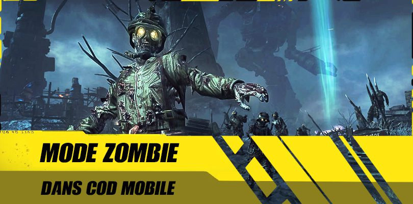 Mode zombie Call of Duty Mobile