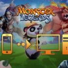 Monster Legends PC