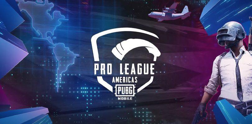 esport mobile : PUBG mobile Pro League