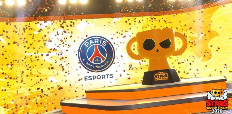 esport mobile : PSG champion de Brawl Stars