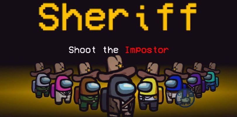 Mod Sheriff Among Us