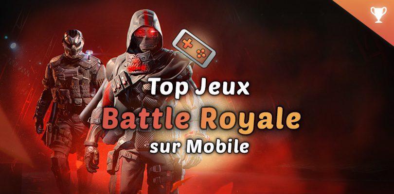 Top Battle Royale Mobile