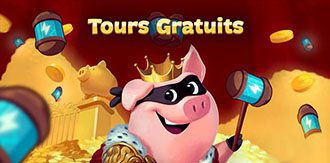 Tours gratuits Coin Master (free spins)