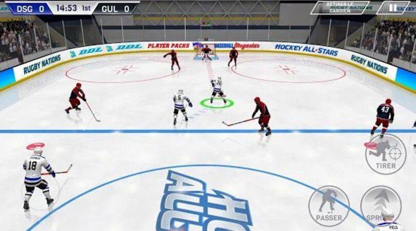 Hockey All Stars - Jeux de sport mobile