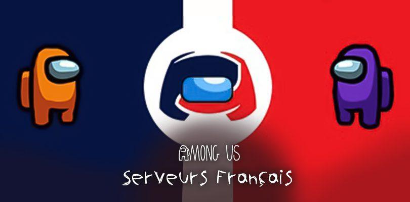 Among Us serveurs Discord FR