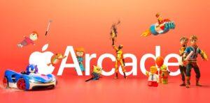 Apple Arcade dernières nouveautés