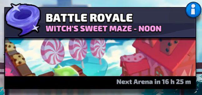 Battle Royale Mode