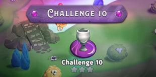 Niveau Défi Merge Magic Challenge 10