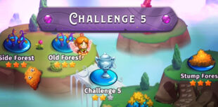 Challenge 5 Merge Magic