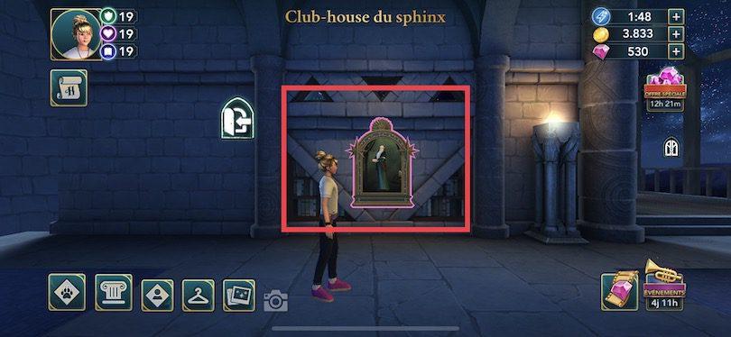 Club de Poulard - Sphinx