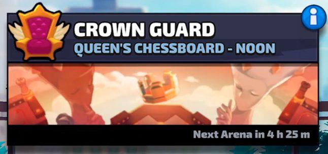 Crown Guard Mode