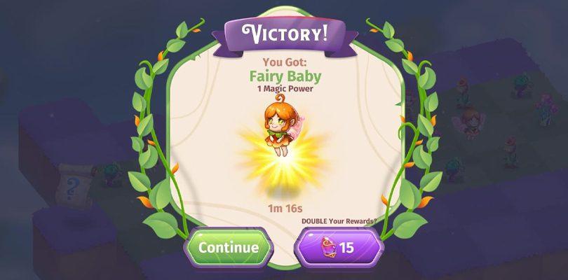 Centaury level reward in Merge Magic!