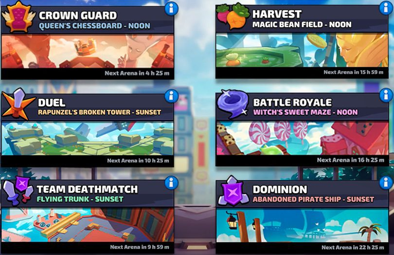 Smash Legends game mode