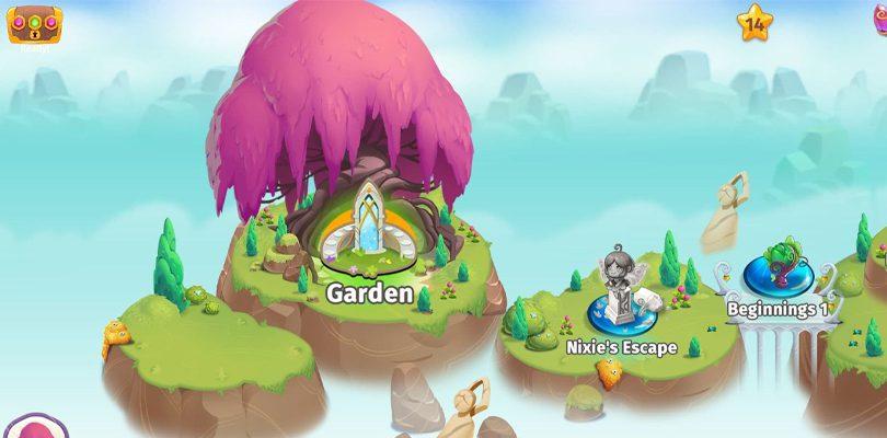 Merge Magic Garden