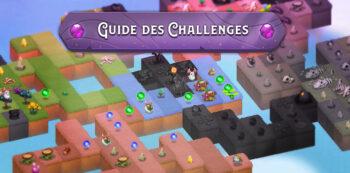 Guide des challenges Merge Magic!