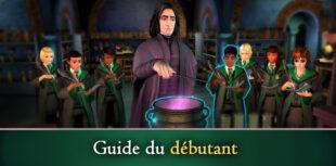 Guide Harry Potter Hogwarts Mystery