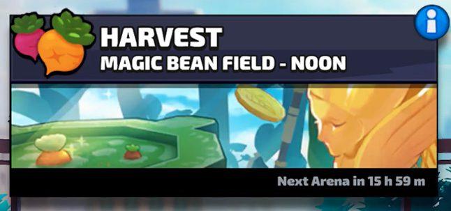 Smash Legends Harvest Mode