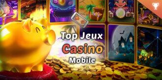 Jeux casino mobile