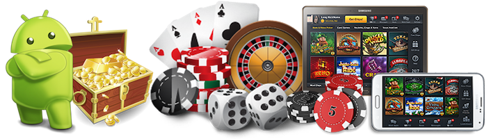 Jeux de casino mobile Android
