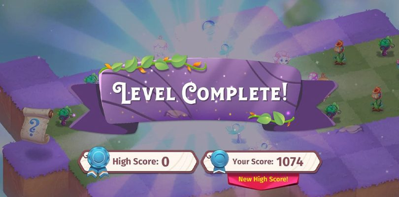 Level completed Merge Magic!