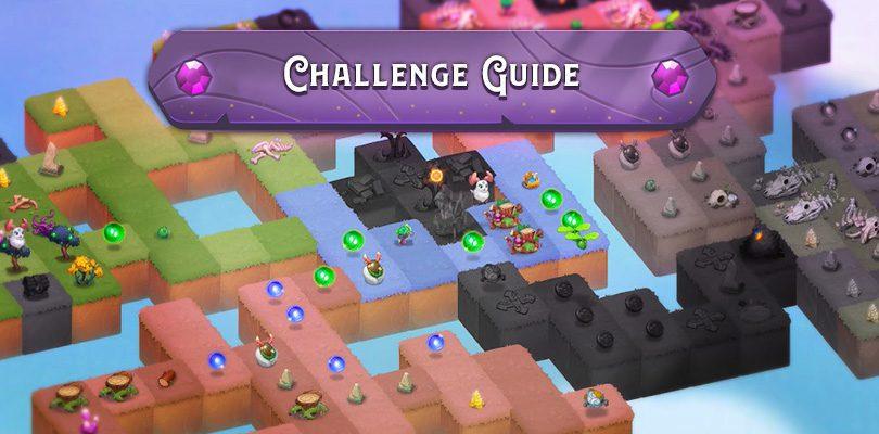 Guide der Merge Magic Herausforderungen!