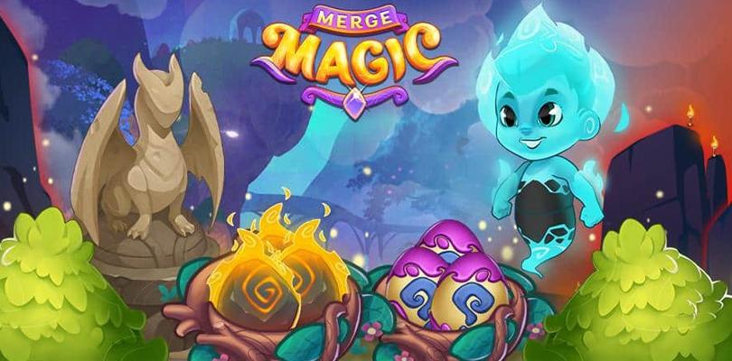 Merge Magic Challenge 12 : nid d'œufs